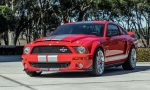 2007 Ford Mustang Shelby GT500 40th Anniversary Edition (3)