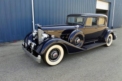 1934 Packard 1107 Coupe