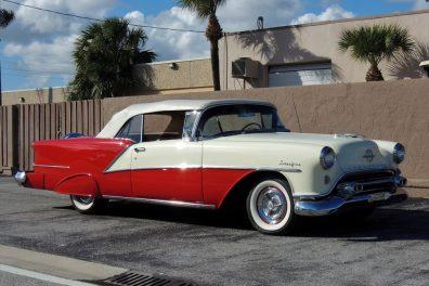 1954 Oldsmobile Starfire Convertible