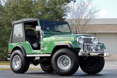 1980 Jeep CJ-5 Golden Eagle
