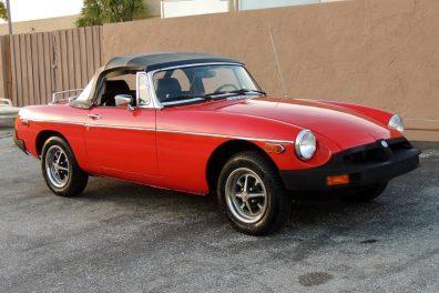 1977 MG Convertible