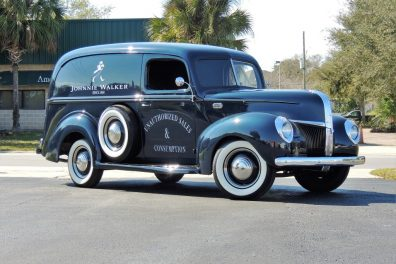 1941 Ford Sedan Delivery - Johnnie Walker
