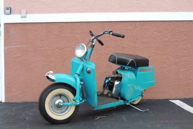 SOLD!  1960 Cushman Scooter  SOLD!