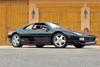 1991 Ferrari 348TS