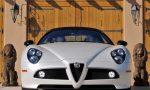2009 Alfa Romeo 8C Spider (2)