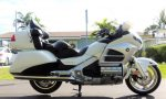 2012 Honda Gold Wing GL1800 Airbag Motorcycle (4)