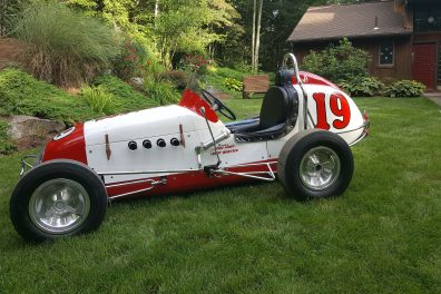 SOLD!! 1946 Kurtis Kraft Midget  SOLD!!