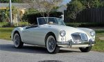 SOLD! 1961 MG MGA 1600 Roadster SOLD! (1)