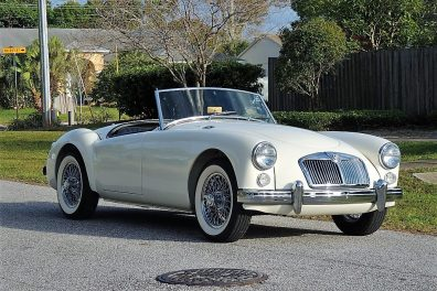 SOLD! 1961 MG MGA 1600 Roadster SOLD!