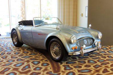 1967 Austin Healey 3000 Replica
